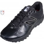 New Balance MLB All-Black Low-Cut Umpire Base Shoes