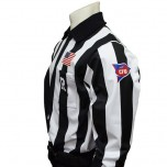 "Smitty CFO College 2"" Dye Sublimated Long Sleeve Football Referee Shirt"
