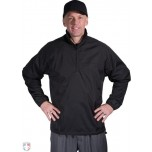 Smitty Convertible Umpire Jacket - Black