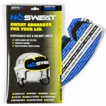 NoSweat Cap and Helmet Liners - 3 Pack