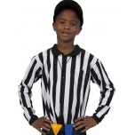 Children's Long Sleeve Football Referee Shirt