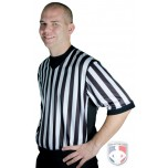 Ump Attire (UA) Ultimate V-Neck Referee Shirt with Side Panels
