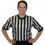 Ump Attire (UA) Ultimate V-Neck Women's Referee Shirt