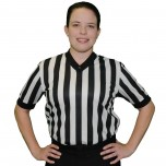 Ultra Mesh V-Neck Women's Referee Shirt
