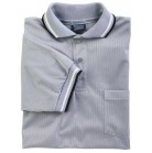 Dalco Mesh Umpire Shirt - Grey