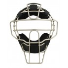 Diamond iX3 Feather Weight Umpire Mask - Silver Frame
