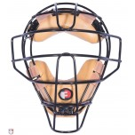 Force3 Defender Umpire Mask with Tan - FREE Force3 Mask Bag with Purchase