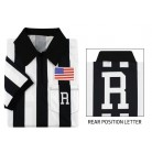 "Ump Attire (UA) Ultimate College 2"" Stripe Football Referee Shirt"