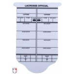 NCAA Lacrosse Referee Template / Scorecard