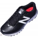 New Balance MLB Black & White Low-Cut Umpire Base Shoes