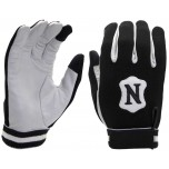 Neumann Black & White Officials Gloves