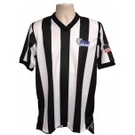 "Nevada (NIAA) Women's 2 1/4"" Stripe V-Neck Referee Shirt"