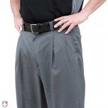 Smitty V3 Poly Wool Charcoal Grey Base Umpire Pants