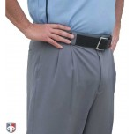 Smitty Performance Poly Spandex Heather Grey Base Umpire Pants