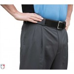 Smitty Performance Poly Spandex Charcoal Grey Base Umpire Pants