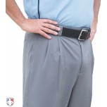 Smitty Performance Poly Spandex Heather Grey Combo Umpire Pants