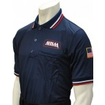 Alabama (AHSAA) Short Sleeve Umpire Shirt - Navy
