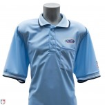 Kentucky (KHSAA) Dye Sublimated Umpire Shirt - Powder Blue