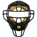 Wilson Dyna-Lite Steel Umpire Mask with Two-Tone