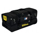 "Wilson MLB 36"" Wheeled Umpire Equipment Gear Bag"