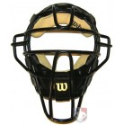 "Wilson 10"" Dyna-Lite Two-Tone Padding Umpire Mask"