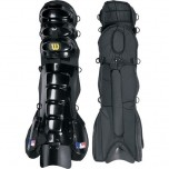 Wilson MLB West Vest Pro Umpire Shin Guards