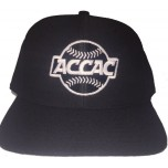 ACCAC Wool Blend Fitted Combo Plate / Base Umpire Cap