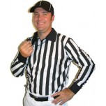 Polyester Long Sleeve Referee Shirt