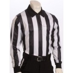 "Smitty 2"" Stripe ""Hybrid"" Cold Weather Football Referee Shirt"