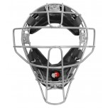 Force3 Defender Umpire Face Mask - Black