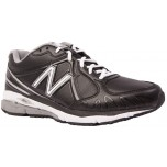 New Balance MB1000 Umpire/Referee Field Shoes - Black/White
