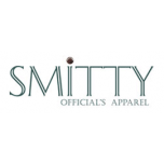 Smitty Major League Style Fleece Lined Umpire Jacket-Black and Polo Blue