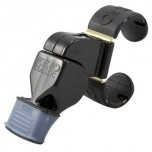 Fox 40 Finger Referee Whistle with Cushioned Mouth Grip