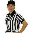 Ump-Attire (UA) Ultimate Women's Referee Shirt