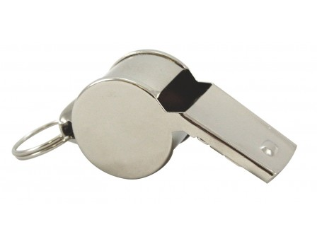Metal Referee Whistle
