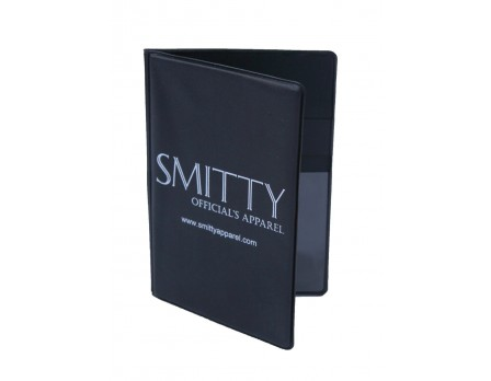 """Book"" Style Umpire Lineup Card Holder/Game Card Referee Wallet"