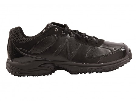 New Balance All-Black Umpire/Referee Field Shoes