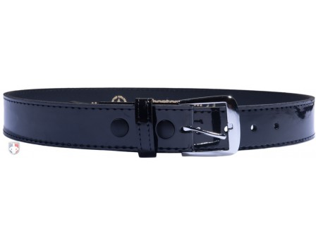 "1 1/2"" Hi-Gloss (Patent) Leather Referee / Umpire Belt"