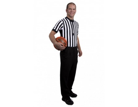 Smitty Premium Basketball/Wrestling Referee Pants - Flat Front