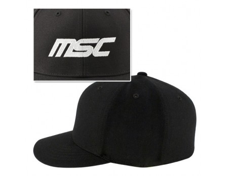 MSC Embroidered, Richardson Umpire Cap-6 Stitch