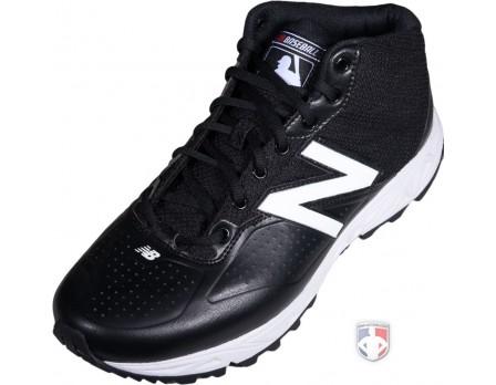 New Balance MLB Black \u0026 White Mid-Cut