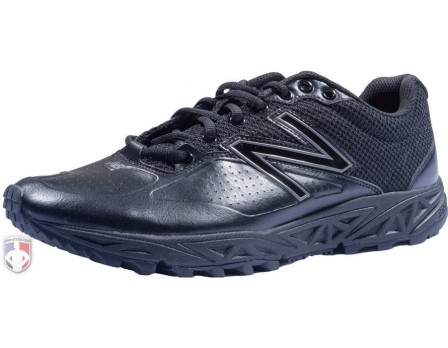 new balance all black umpire referee field shoes shoes. Black Bedroom Furniture Sets. Home Design Ideas