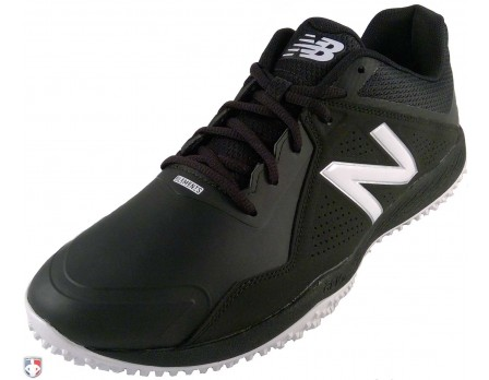 New Balance Turf 4040v4 Elements Shoes - Black & White