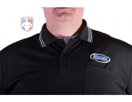 Major League Style Pro Knit Mesh Umpire Shirt-KHSAA Embroidered