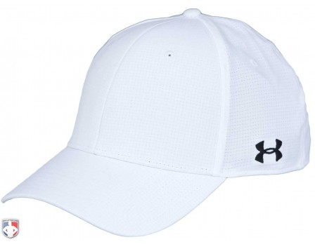 Under Armour White Referee Cap