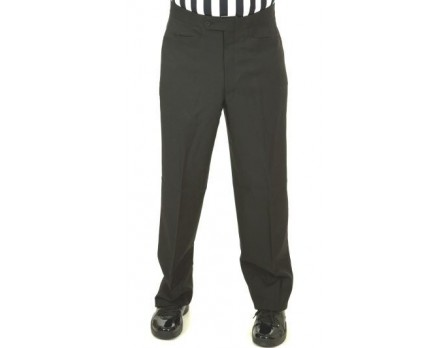 Smitty Flat Front Beltless Referee Pants
