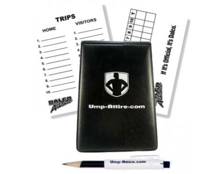 Baseball Wallet/Card/Pencil Accessory Kit