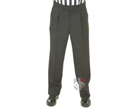 Smitty Pleated Beltless Referee Pants