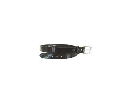 "1 1/2"" Hi-Gloss (Patent) Leather Umpire Belt"
