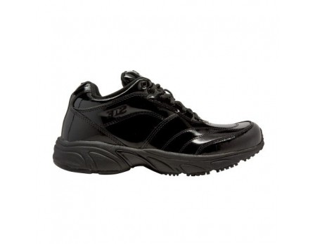 3N2 Reaction Patent Leather Referee Shoes